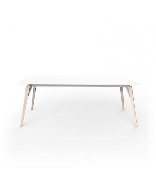 FAZ WOOD LOUNGE TABLE 200x100x74