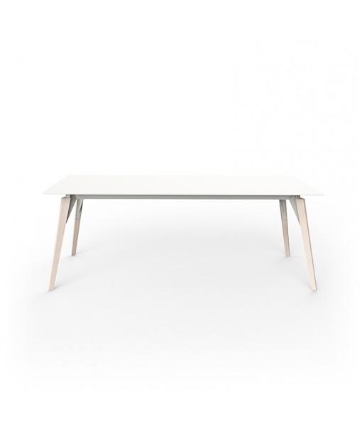 FAZ WOOD LOUNGE TABLE 200x90x74