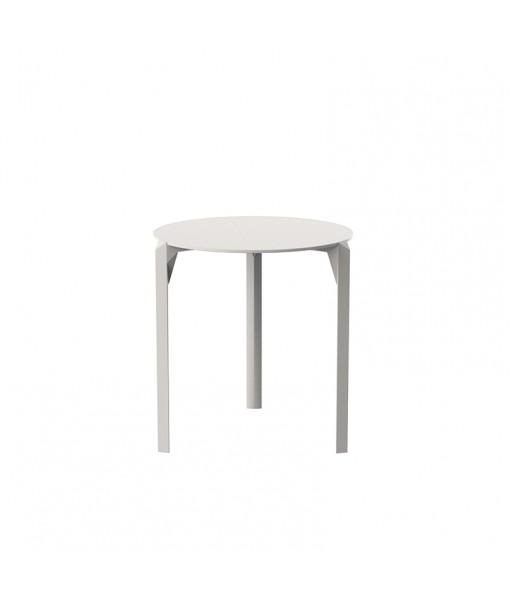 QUARTZ DINNING TABLE Ø69