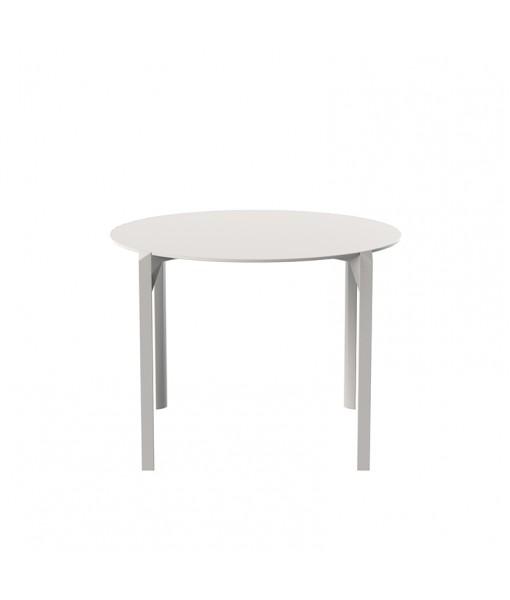 QUARTZ DINNING TABLE Ø100
