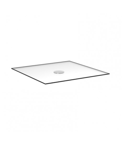 TABLE TOP 79x79 glass