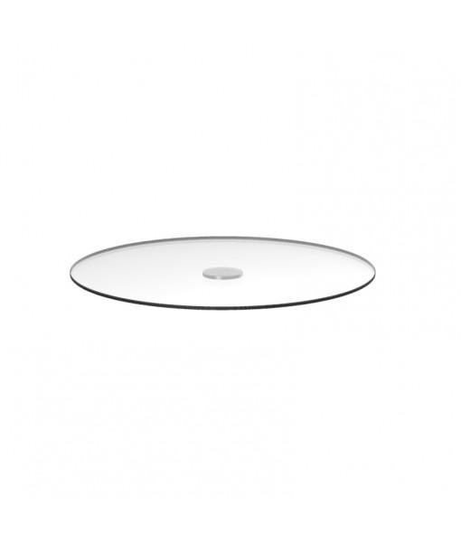 TABLE TOP Ø89 glass