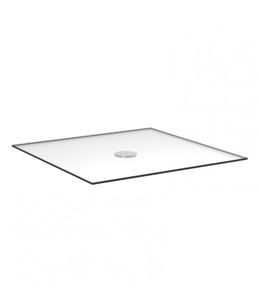 TABLE TOP 89x89 glass