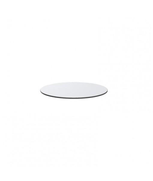 TABLE TOP Ø59 hpl 10mm