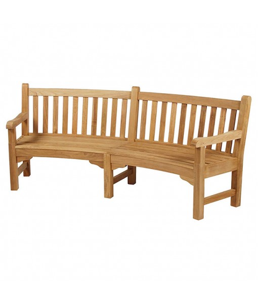 Glenham Curved Seat