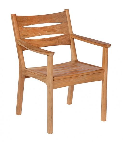 MONTEREY Teak Dining Armchair