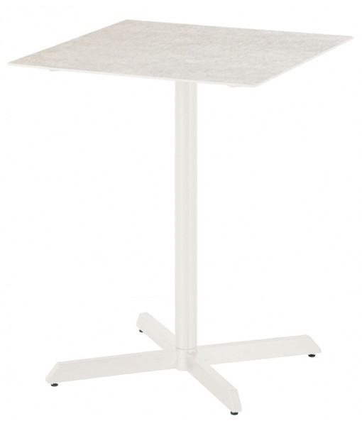 EQUINOX  Counter Height Pedestal Table ...