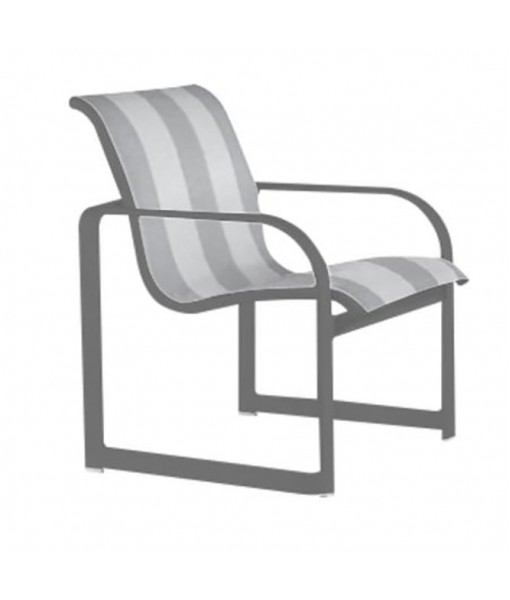 Quantum Stacking Arm Chair, Sling