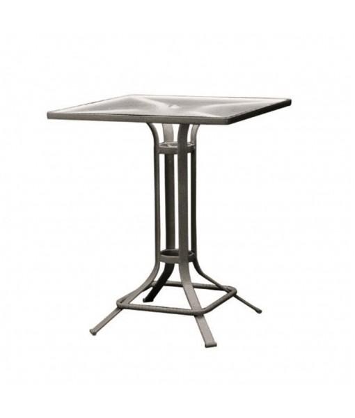 """Quantum 32"""" Square Pedestal Bar Table, ..."""