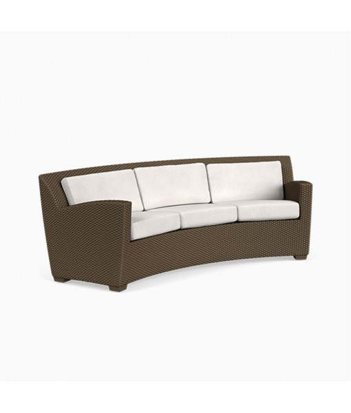 Fusion Curved Sofa, Loose Cushions - ...