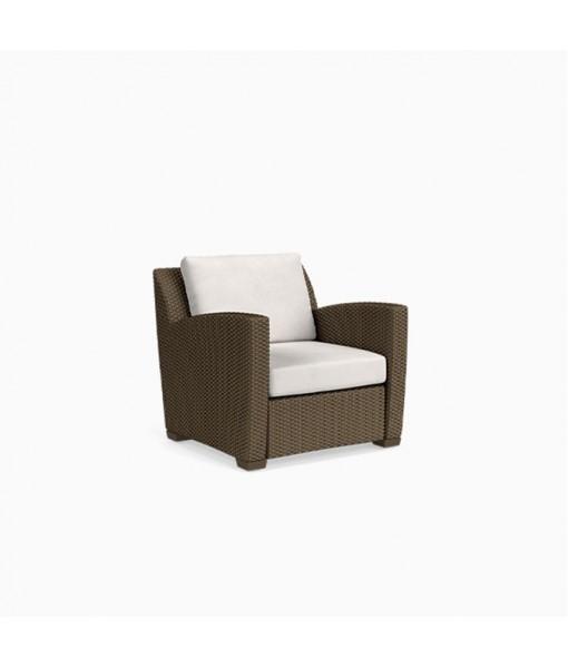 Fusion Club Chair, Pillow Back