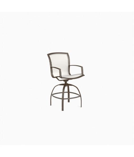 Wave Swivel Bar Chair, Parabolic