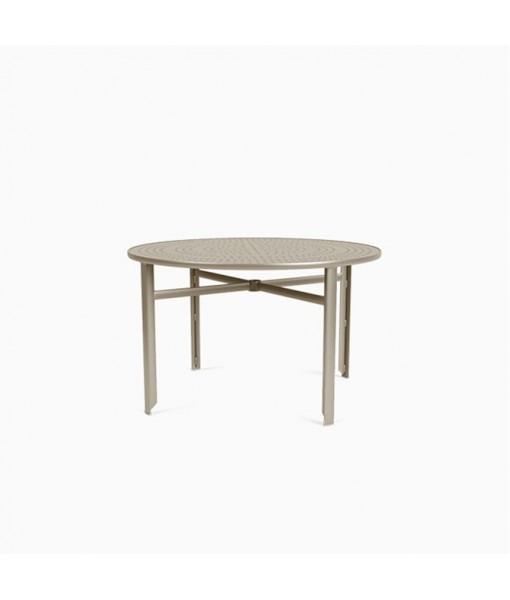 "Sirocco 48"" Round Dining Table, Nova ..."