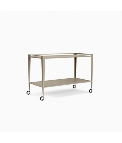 Still Console Table + Serving Cart