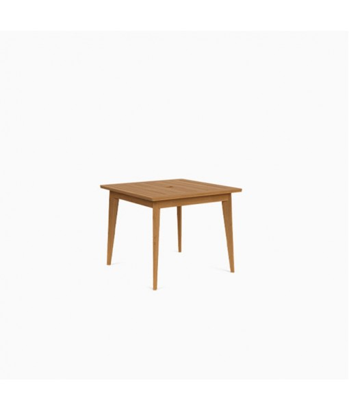 """Drift 36"""" Square Dining Table"""