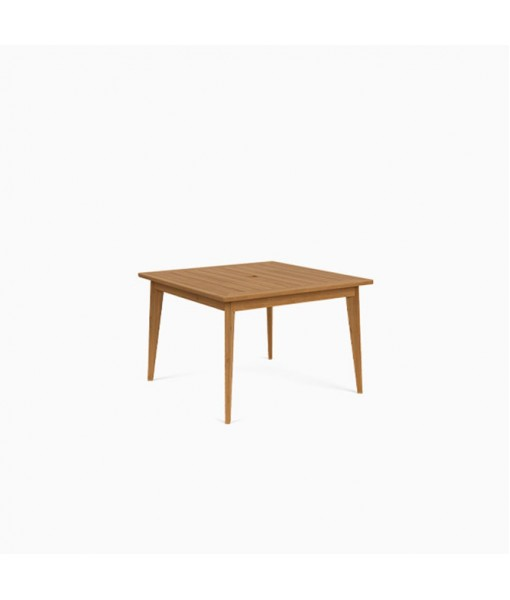 """Drift 44"""" Square Dining Table"""