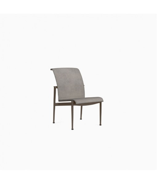 Flight Sling Stacking Side Chair, Sling