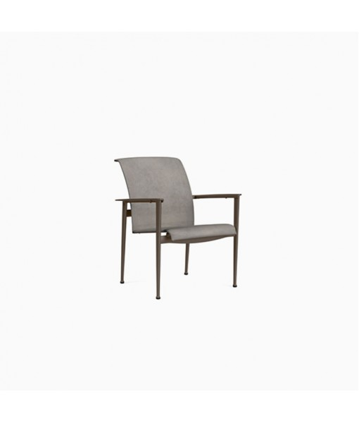 Flight Sling Stacking Arm Chair, Sling
