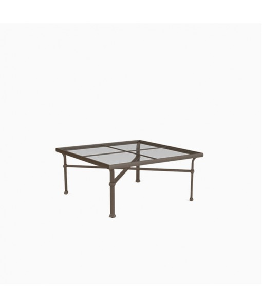 """Fremont Sling 44"""" Square Chat Table"""
