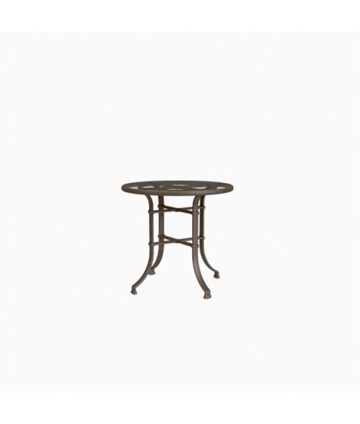 "Fremont Sling 42"" Round Bar Table"