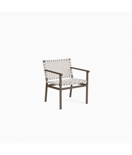 Flex Arm Chair, Suncloth Strap