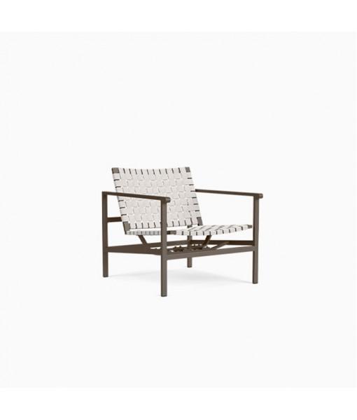 Flex Motion Lounge Chair, Suncloth Strap