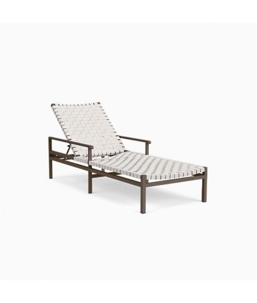 Flex Adjustable Chaise, Suncloth Strap