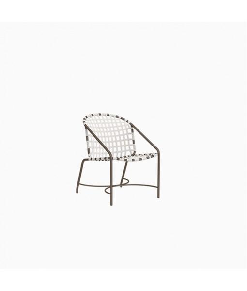 Kantan Aluminum Suncloth Arm Chair, Suncloth ...