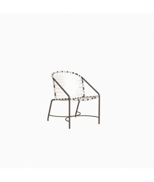 Kantan Aluminum Vinyl Arm Chair, Vinyl ...