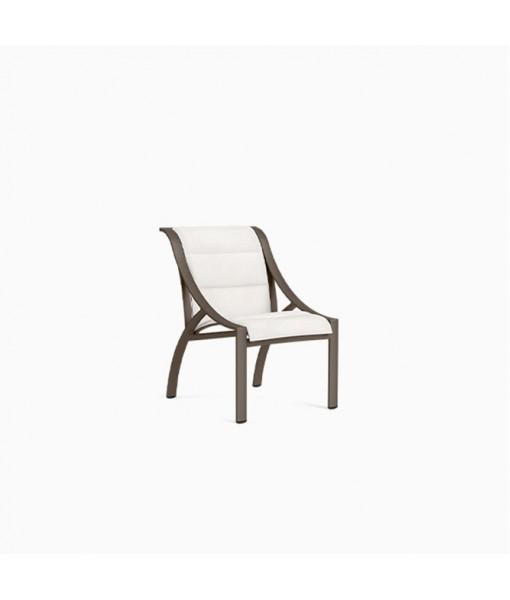 Pasadena Sling Side Chair, Padded