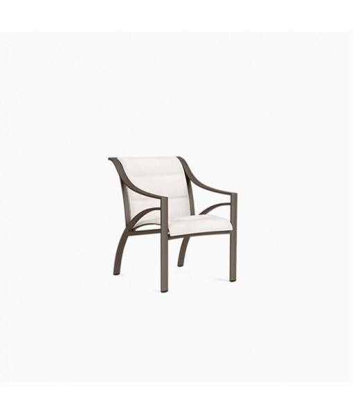 Pasadena Sling Arm Chair, Padded