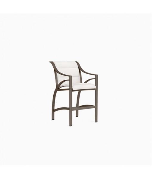 Pasadena Sling Bar Chair, Padded