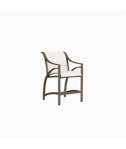 Pasadena Sling Balcony Chair, Padded