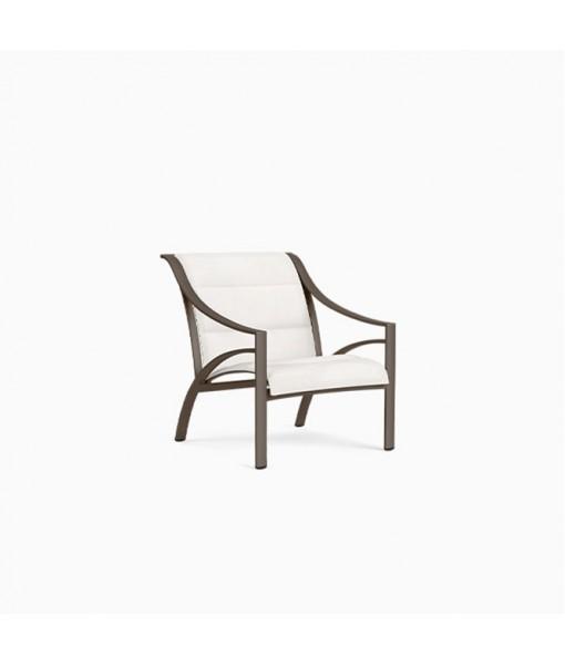 Pasadena Sling Lounge Chair, Padded