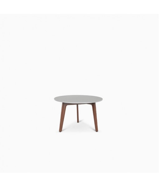 """H 26"""" Round End Table"""