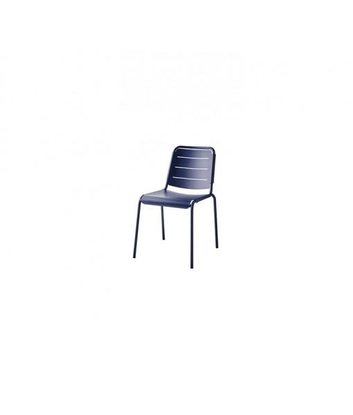 Copenhagen city chair, stackable