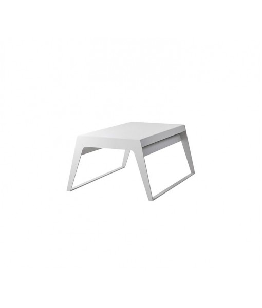 Chill-out coffee table, dual height, single ...