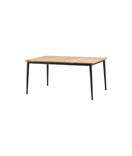Core dining table 160x100 cm