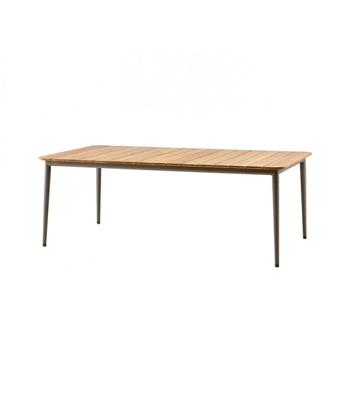 Core dining table 210x100 cm