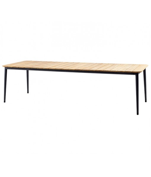 Core dining table 274x100 cm
