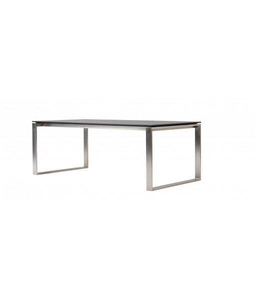 Edge dining table base w/ 120 ...