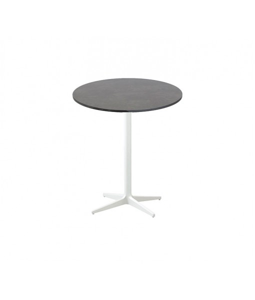 Drop café table, base w/dia. 70 ...