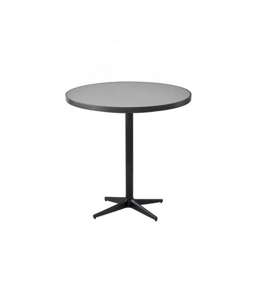 Drop café table, base w/dia. 75 ...