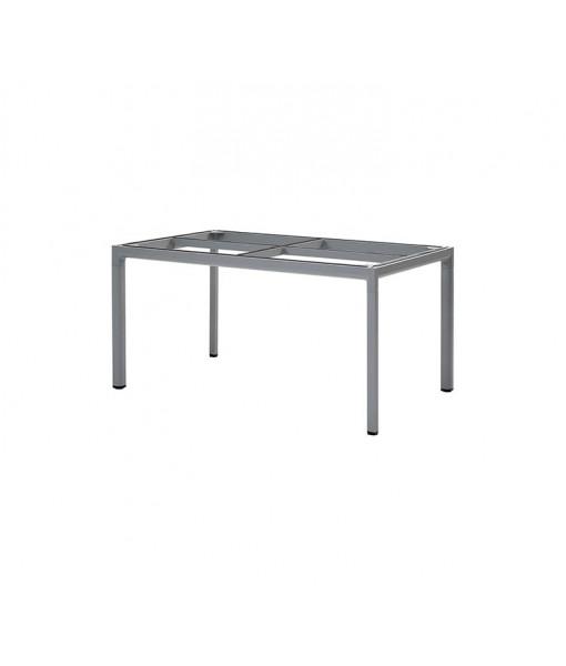 Drop table, base 150x90 cm