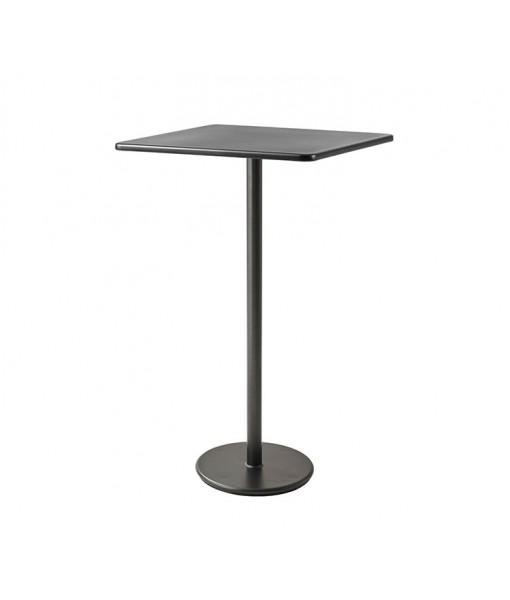 Go bar table base, high w/75x75 ...
