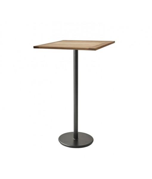 Go bar table base, high w/72x72 ...