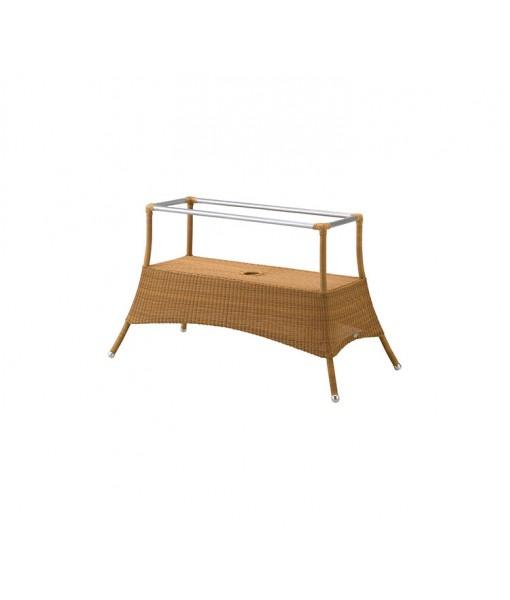 Lansing dining table, 180x100 cm, large