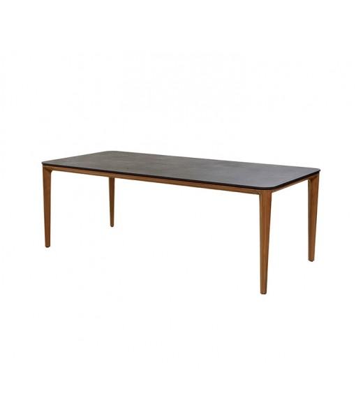 Aspect dining table base, 210x100 cm