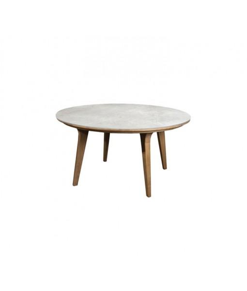 Aspect dining table base, dia. 144 ...