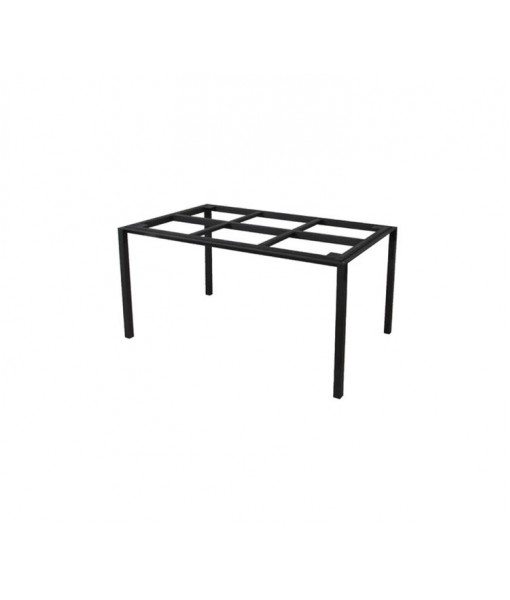 Pure dining table base, 150x90 cm